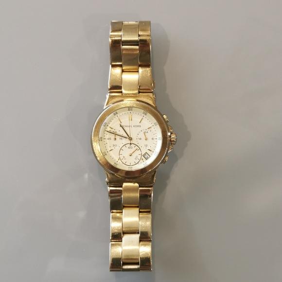 Michael Kors watch MK5222 gold color
